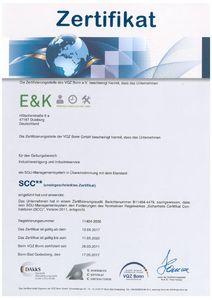 VQZ Bonn EKPDL SCCC