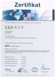 VQZ Bonn EKPDL SCP