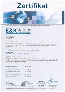 VQZ Bonn EKTDL SCC
