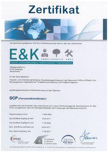 VQZ Bonn EKUS SCC